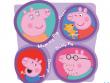 Постер с членами семьи Свинки Пеппы