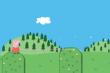 Игра «Свинка Пеппа: Супер прыжки»