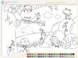 Раскраска На лесной опушке