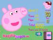 Карточки Свинки Пеппы